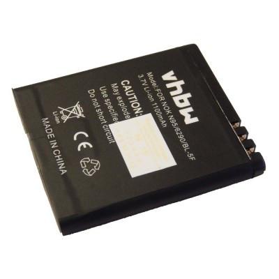 BeaFon AK-C145, BS-18 utángyártott mobiltelefon li-ion akku akkumulátor - 1100mAh (3.7V)