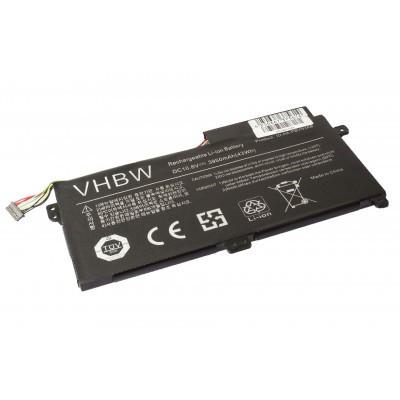 Samsung AA-PBVN3AB utángyártott laptop akkumulátor akku - 3950mAh (11.4V) fekete