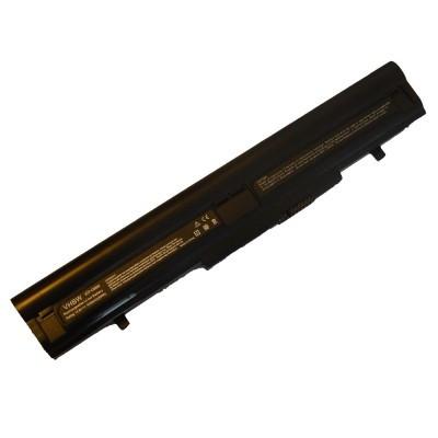 Medion 4ICR19/65-2 utángyártott laptop akkumulátor akku - 4400mAh (14.8V) fekete