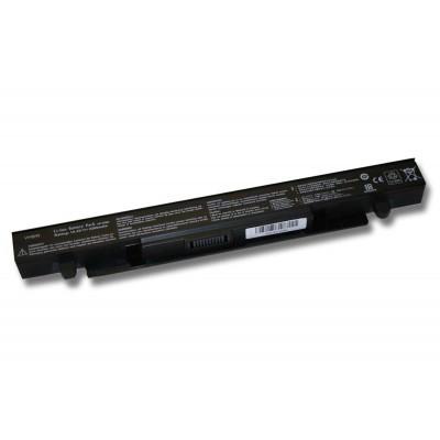Asus A41-X550 utángyártott laptop akkumulátor akku - 2200mAh (14.8V) fekete