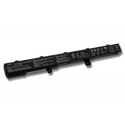 Asus A41N1308 2200mAh (14.4V) fekete utángyártott laptop akkumulátor