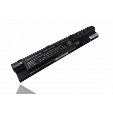 HP ProBook 440 450 455 470 G1 stb. kompatibilis utángyártott 4400 mAh notebook akkumulátor