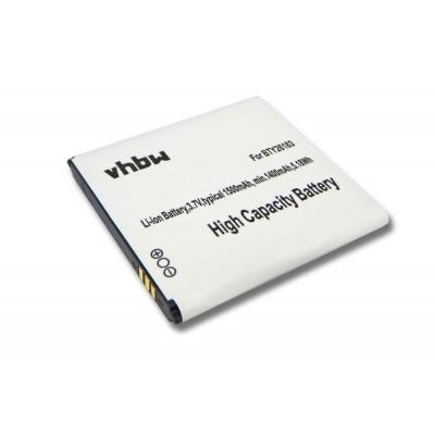 Elson BTY26183  utángyártott mobiltelefon li-ion akku akkumulátor - 1500mAh (3.7V)