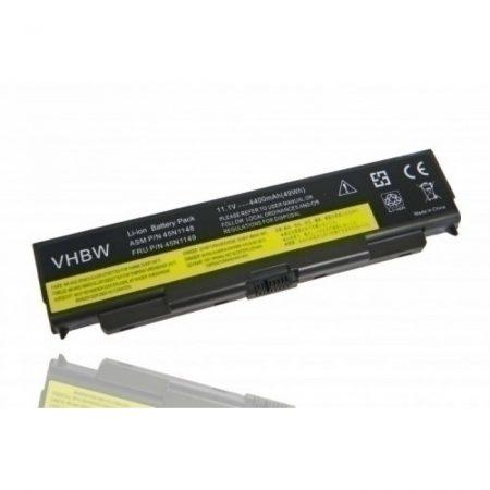 Lenovo Thinkpad L440, T440, T540, W540 stb. kompatibilis utángyártott 4400 mAh notebook akkumulátor