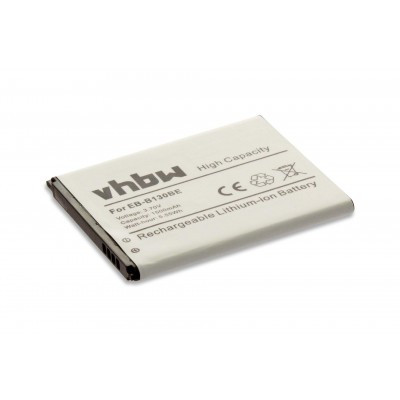 Samsung B130 utángyártott mobiltelefon li-ion akku akkumulátor - 1500mAh (3.8V) NFC