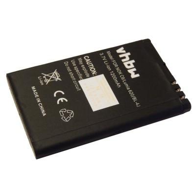 Nokia BL-4J utángyártott mobiltelefon li-ion akku akkumulátor - 1200mAh (3.7V)