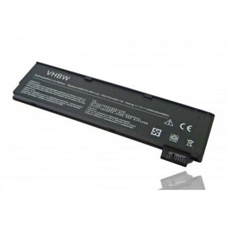 Lenovo Thinkpad T440, T440s, X240, X240S, K2450 stb. kompatibilis utángyártott 4400 mAh notebook akkumulátor