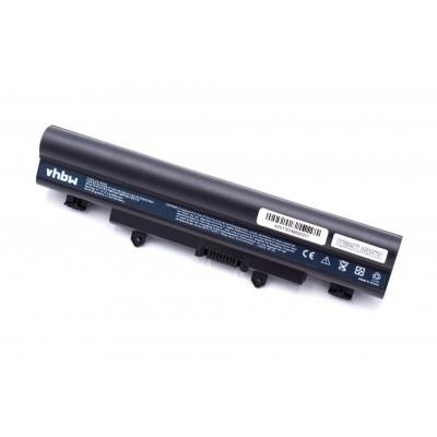 Acer AL14A32 E5-411 E5-521 stb. utángyártott laptop akkumulátor akku - 4400mAh (11.1V) fekete