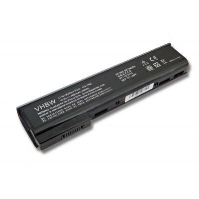 HP HSTNN-IB4W, HSTNN-LB4X ProBook 640 G1 / 645 G1 / 650 G1 / 655 utángyártott laptop akkumulátor akku - 4400mAh (10.8V) fekete