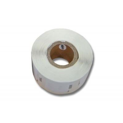 Dymo LW 11353 utángyártott etikett címke tekercs 12mm * 24mm