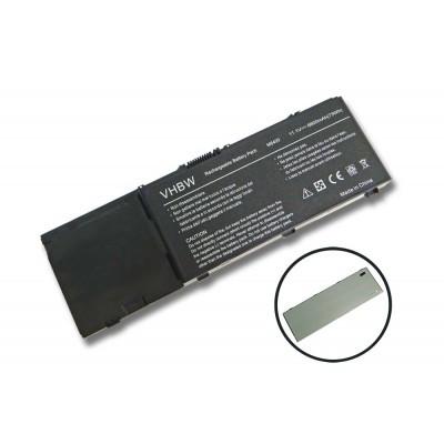 Dell 05K145 Precision M2400 / M4400 / M6400 / M6500 utángyártott laptop akkumulátor akku - 6600mAh (11.1V) anthracite-grey