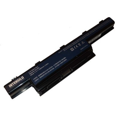 Acer AS10D31 utángyártott laptop akkumulátor akku - 12000mAh (10.8V) fekete