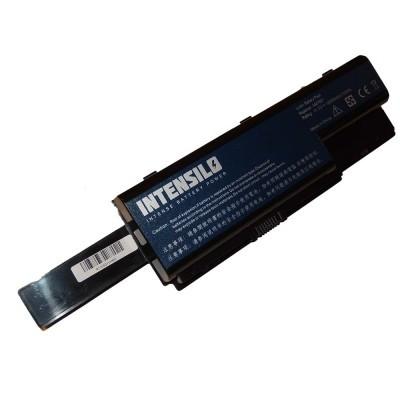Acer AS07B31 utángyártott laptop akkumulátor akku - 12000mAh (10.8V) fekete