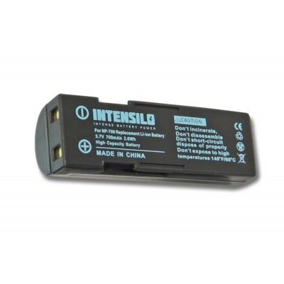 Konica Minolta NP-700  utángyártott digitális fényképezőgép akkumulátor akku 700mAh (3.7V)