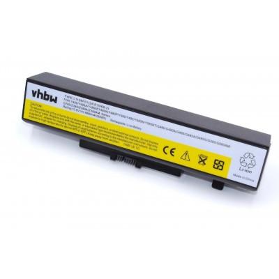 Lenovo L11S6F01(3ICR19/66-2) G400 G580 G780 Z580-hoz stb. utángyártott laptop akkumulátor akku - 8800mAh (10.8V) fekete