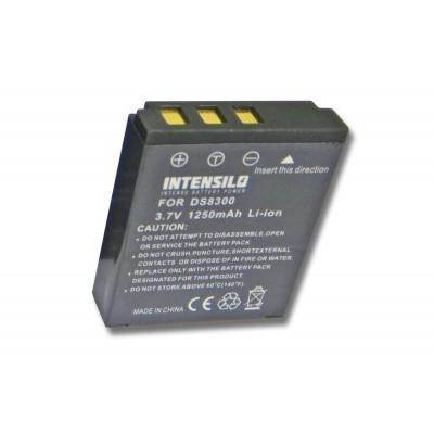 Medion DS8330-1 utángyártott digitális fényképezőgép akkumulátor akku 1250mAh (3.7V)