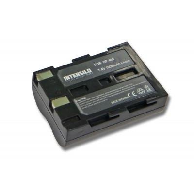 Konica Minolta NP-400 utángyártott digitális fényképezőgép akkumulátor akku 1900mAh (7.4V)
