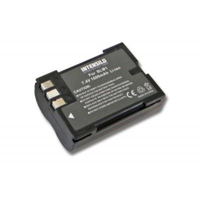 Olympus PS-BLM1 utángyártott digitális fényképezőgép akkumulátor akku 1600mAh (7.4V)