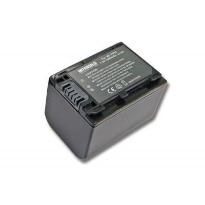 Sony NP-FV70 videókamera utángyártott li-ion akku akkumulátor - 1500mAh (7.2V)