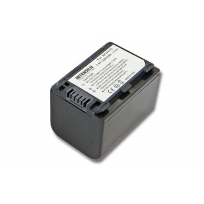 Sony NP-FH70 videókamera utángyártott li-ion akku akkumulátor - 1640mAh (7.4V)