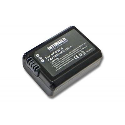 Sony NP-FW50  utángyártott digitális fényképezőgép akkumulátor akku 1050mAh (7.4V)
