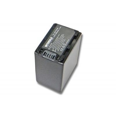 Sony NP-FV100  videókamera utángyártott li-ion akku akkumulátor - 3300mAh (8.4V)