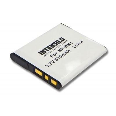 Sony NP-BN1 utángyártott digitális fényképezőgép akkumulátor akku 630mAh (3.7V)