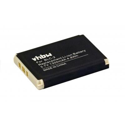Nokia BLC-2 utángyártott mobiltelefon li-ion akku akkumulátor - 1300mAh (3.7V)
