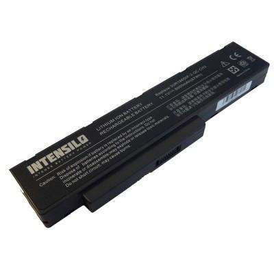 BenQ 2C.20770.001 utángyártott laptop akkumulátor akku - 6000mAh (10.8V) fekete