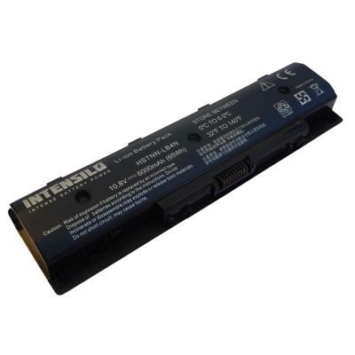 HP HSTNN-LB4N Envy 14 / 15 / 17 / M7 stb. utángyártott laptop akkumulátor akku - 6000mAh (10.8V) fekete