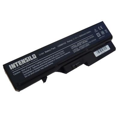 Lenovo L09M6Y02 utángyártott laptop akkumulátor akku - 9000mAh (10.8V) fekete