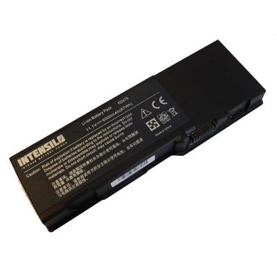 Dell KD476 utángyártott laptop akkumulátor akku - 6000mAh (10.8V) fekete