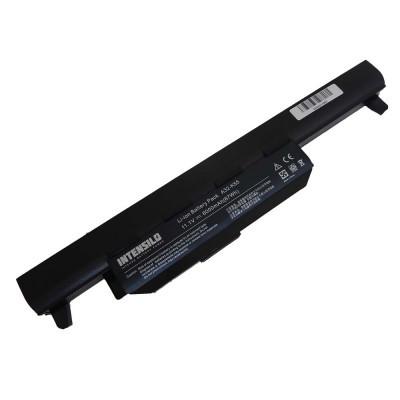 Asus A32-K55 utángyártott laptop akkumulátor akku - 6000mAh (10.8V) fekete