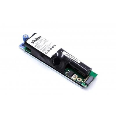 BAT-1S3P utángyártott laptop akkumulátor akku - 6600mAh (2.5V) fekete
