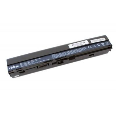 Acer AL12B31, AL12B32, AL12B72, AL12X32 utángyártott laptop akkumulátor akku - 2200mAh (14.4V) fekete