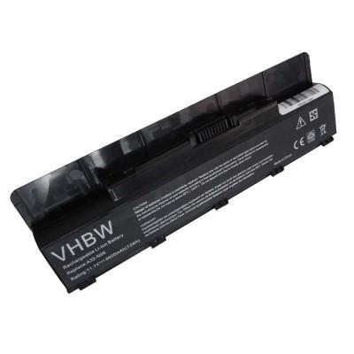 Asus A31-N56 utángyártott laptop akkumulátor akku - 6600mAh (10.8V) fekete