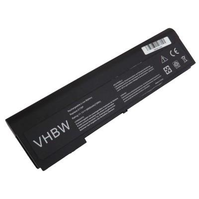 HP 670953-851 EliteBook 2170p utángyártott laptop akkumulátor akku - 6600mAh (11.1V) fekete