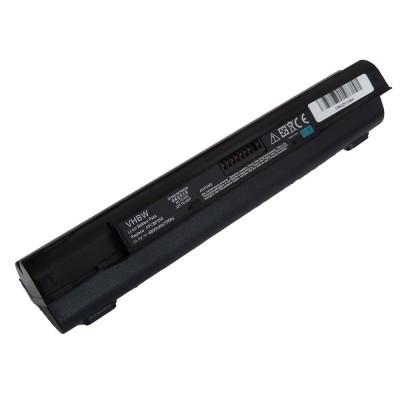 Fujitsu CP477891-01, CP477891-03, CP478214-02 utángyártott laptop akkumulátor akku - 6600mAh (11.1V) fekete