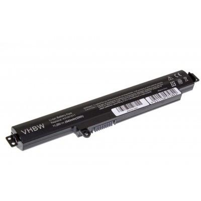 Asus A31-N1311, A31N1311, F102BA utángyártott laptop akkumulátor akku - 2940mAh (11.25V) fekete