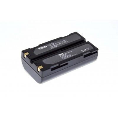 D-Li1 utángyártott digitális fényképezőgép akkumulátor akku 2600mAh (7.4V)
