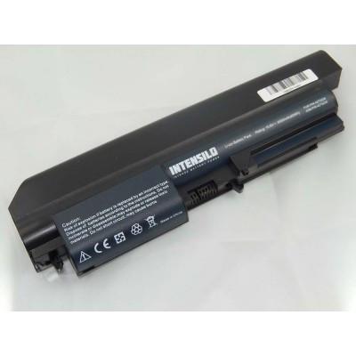 Lenovo 41U3197 utángyártott laptop akkumulátor akku - 6000mAh (10.8V) fekete