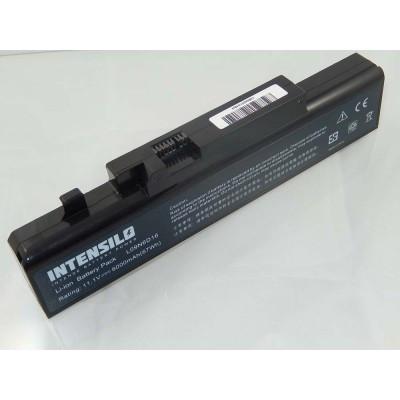 Lenovo L09N6D16 utángyártott laptop akkumulátor akku - 6000mAh (10.8V) fekete