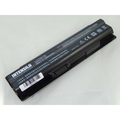 Medion BTY-S14, BTY-S15BTY-S14 utángyártott laptop akkumulátor akku - 6000mAh (10.8V) fekete