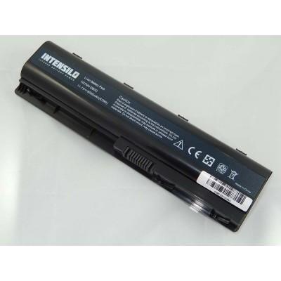 HP HSTNN-DB0Q utángyártott laptop akkumulátor akku - 6000mAh (10.8V) fekete