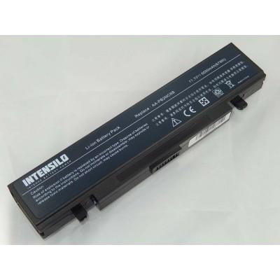 Samsung AA-PB2NC6B utángyártott laptop akkumulátor akku - 6000mAh (10.8V) fekete