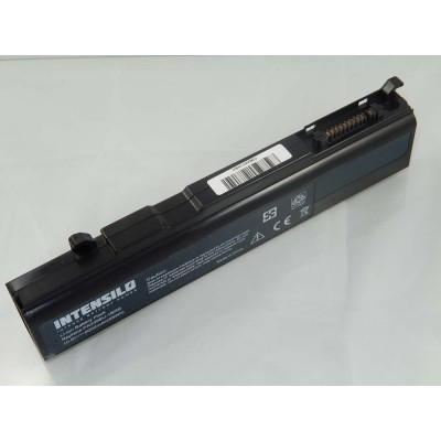 Toshiba PA3356U-1BRS utángyártott laptop akkumulátor akku - 6000mAh (10.8V) fekete