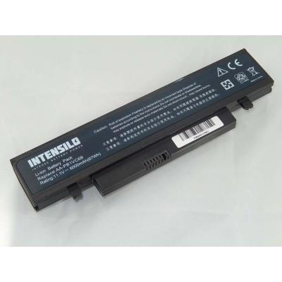 Samsung AA-PB1VC6B, AA-PB1VC6W, AA-PL1VC6B, AA-PL1VC6W utángyártott laptop akkumulátor akku - 6000mAh (11.1V) fekete