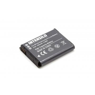 Samsung BP70a utángyártott digitális fényképezőgép akkumulátor akku 700mAh (3.6V)