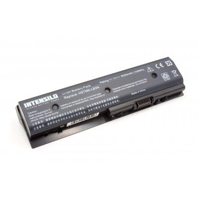 HP HSTNN-LB3N utángyártott laptop akkumulátor akku - 9000mAh (11.1V) fekete