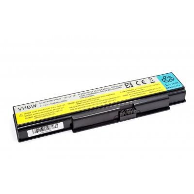 Lenovo 121000649 utángyártott laptop akkumulátor akku - 4400mAh (11.1V) fekete